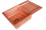 Мойка ZorG COPPER ORLIK Natural Copper ZC 5178 NA-L