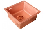 Мойка ZorG COPPER KAMEN Natural Copper ZC 4444 NA-L