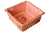 Мойка ZorG COPPER KAMEN Natural Copper ZC 4444 NA-L