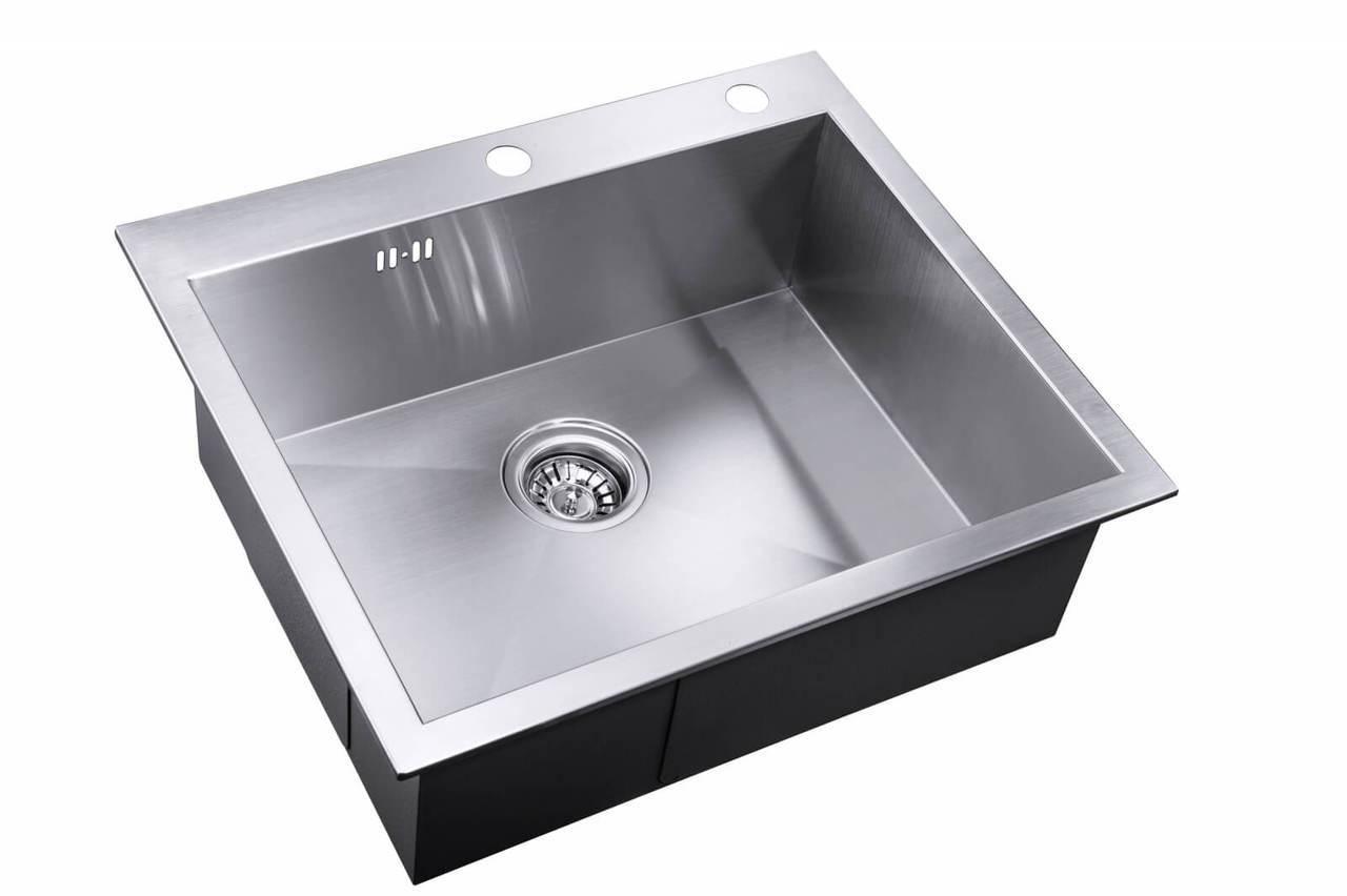 Кухонная мойка Zorg Inox X-5951