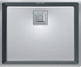 Кухонная мойка FRANKE CMX 110-50 сталь полированная