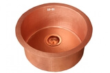 Мойка ZorG COPPER KOST Natural Copper ZC 470 NA-L