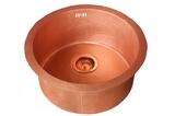 Мойка ZorG COPPER KOST Natural Copper ZC 470 NA-L