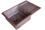 Мойка ZorG COPPER ORLIK Antigue Copper ZC 5178 AC-L