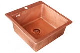 Мойка ZorG COPPER RABY Natural Copper ZC 51 NA-L