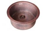 Мойка ZorG COPPER KOST Antigue Copper ZC 470 AC-L