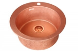 Мойка ZorG COPPER USOV Natural Copper ZC 505 NA-L