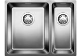 Кухонная мойка BLANCO ANDANO 340/180-U