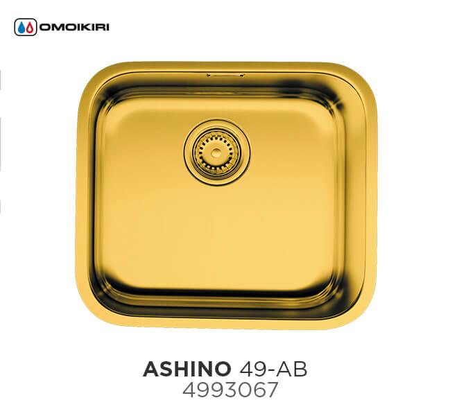 Кухонная мойка OMOIKIRI Omi 49-U-AB