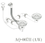 Вентиль AquaSanita AQ-007H автомат