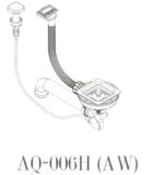 Вентиль AquaSanita AQ-006H автомат