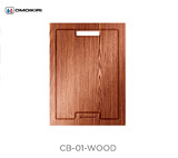 Разделочная доска OMOIKIRI CB-01-WOOD
