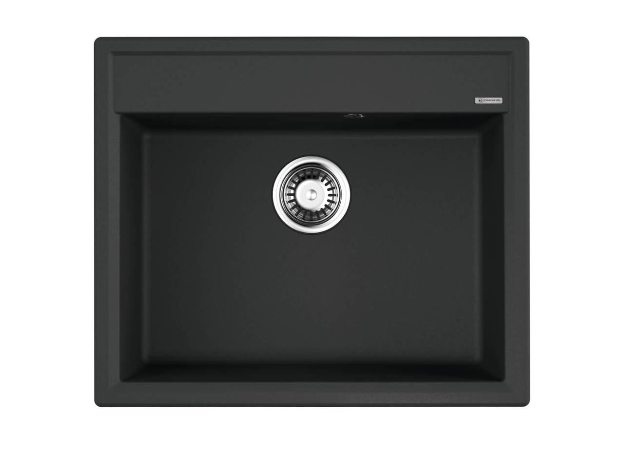 Кухонная мойка Omoikiri Daisen 60-BL черный
