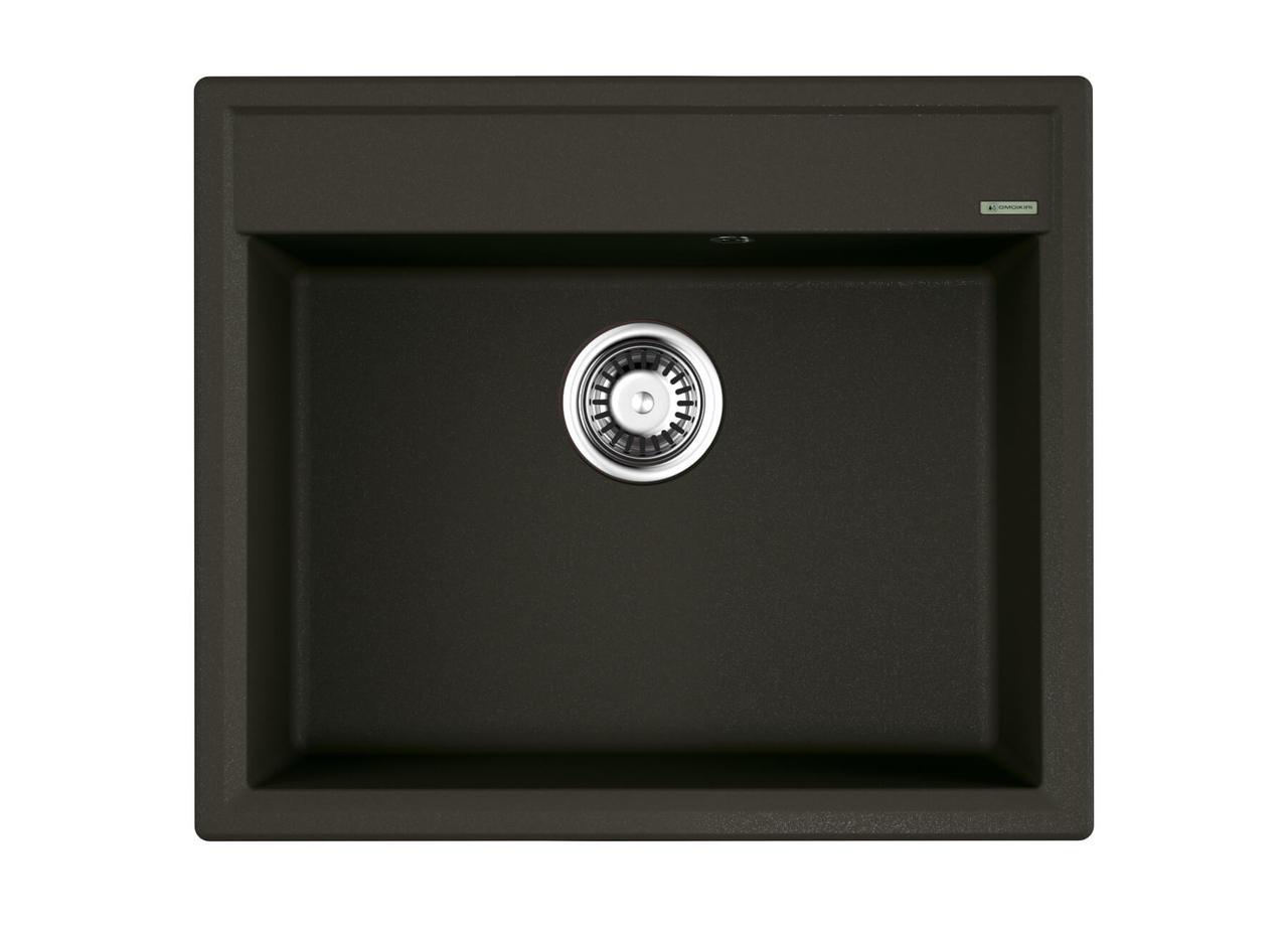 Кухонная мойка Omoikiri Daisen 60-DC темный шоколад