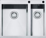 Кухонная мойка FRANKE PPX 260 TL сталь полированная