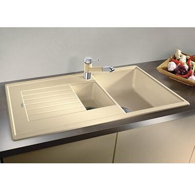 Гранитная мойка для кухни Blanco Zia 6 S