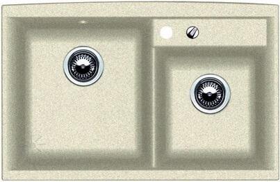 Гранитная мойка для кухни Blanco Axia II 8