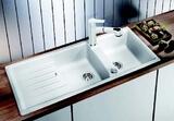 Гранитная мойка для кухни Blanco Lexa 8 S