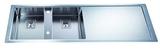 Кухонная мойка Artinox Ghost SFG 90 SX