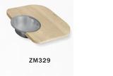 Разделочная доска  и коландер Oulin ZM-329
