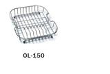 Корзина для фруктов посуды Oulin OL-150