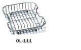 Корзина для фруктов посуды Oulin OL-111