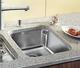 Кухонная мойка из нержавейки Blanco Supra 340-U