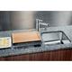 Кухонная мойка из нержавейки Blanco Supra 400-U