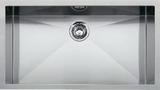 Кухонная мойка FRANKE PPX 110-72 сталь полированная