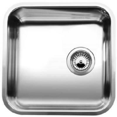Кухонная мойка из нержавейки Blanco Supra 450-U