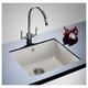 Гранитная мойка для кухни Blanco Subline 400-U