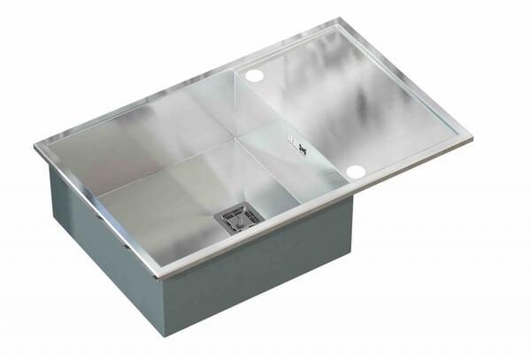 Кухонная мойка ZorG Sanitary INOX X-8050