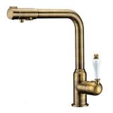 Комбинированный смеситель ZR 320 YF-50 BR CLEAN WATER