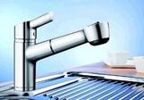 Смеситель для кухни Blanco Elipso-S поверхность нержавеющая сталь