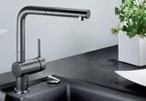 Смеситель для кухни Blanco Linus-S гранит