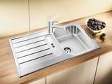 Кухонная мойка из нержавейки Blanco Livit 45 S