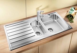 Кухонная мойка из нержавейки Blanco Livit 6 S
