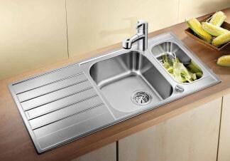 Кухонная мойка из нержавейки Blanco Livit 6 S Centric