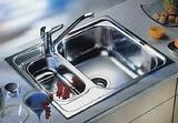 Кухонная мойка из нержавейки Blanco Tipo 6