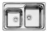 Кухонная мойка из нержавейки Blanco Classic 8