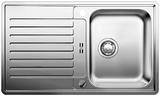 Кухонная мойка из нержавейки BLANCO CLASSIC PRO 45 S-IF