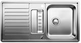 Кухонная мойка из нержавейки BLANCO CLASSIC PRO 5 S-IF