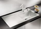 Гранитная мойка для кухни Blanco ZENAR XL 6 S-F Чаша слева