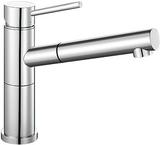 Смеситель для кухни Blanco ALTA-S Compact нержавеющая сталь