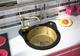 Стеклянная мойка ZorG Sanitary INOX Glass GL 510 BLACK BRONZE