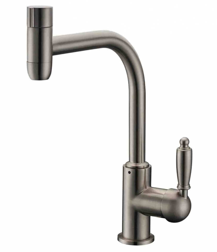 Комбинированный смеситель ZorG Sanitary ZR 323 YF-33 SATIN CLEAN WATER