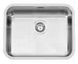 Кухонная мойка из нержавейки Reginox IB 50x40 U LUX