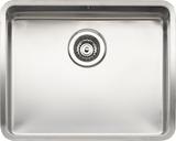 Кухонная мойка из нержавейки Reginox Kansas 50x40 L Medium LUX