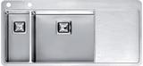 Кухонная мойка из нержавейки Reginox Nevada 18x50 L LUX