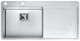 Кухонная мойка из нержавейки Reginox Nevada 40 L LUX